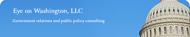 Eye on Washington: Government Relations and Public Policy Consulting